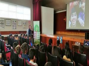 Dia Mundial de la Salud Mental en el Colegio Manuela Rial Mouzo